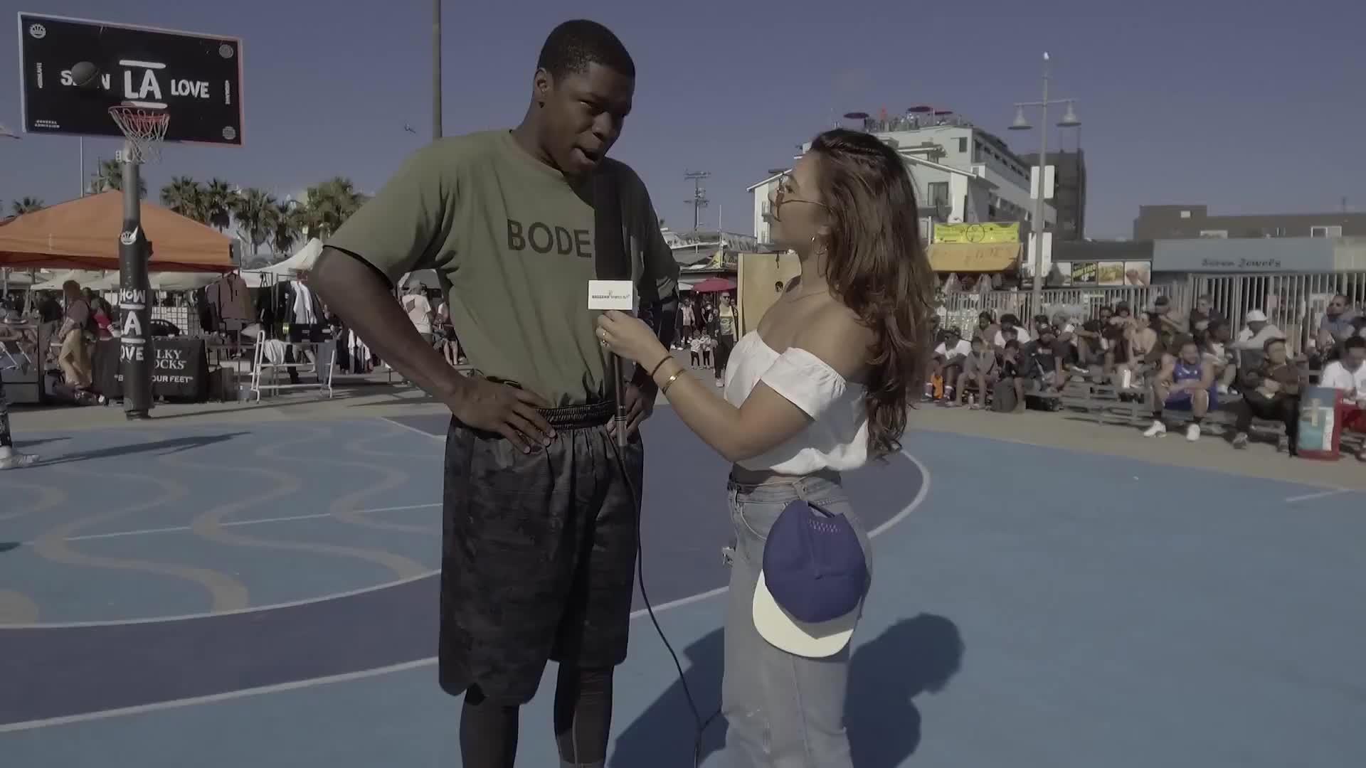 NBA All Star Weekend Venice Beach Filayyyy